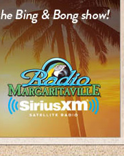 Listen on Radio Margaritaville