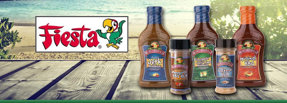 Margaritaville Foods New at Fiesta
