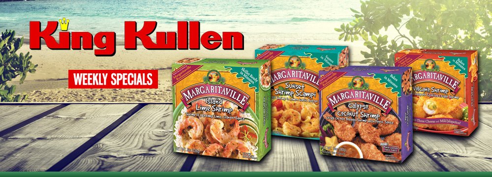 Margaritaville Foods New and On Sale