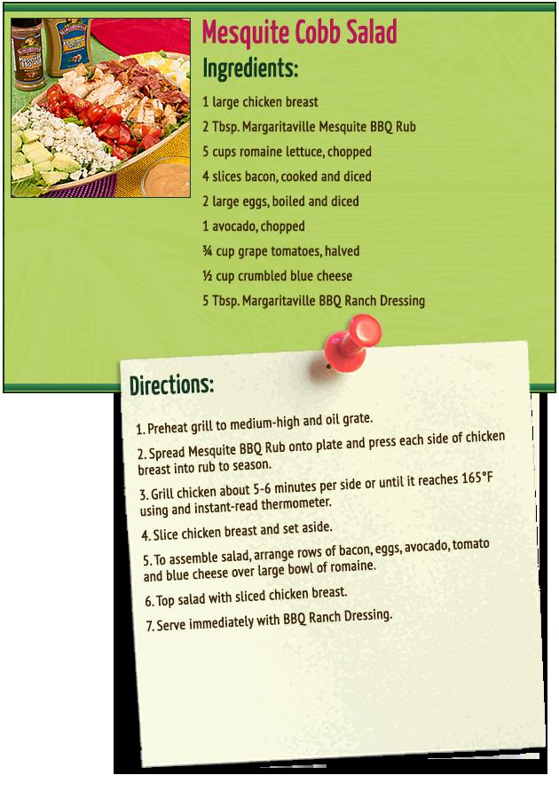 Mesquite Cobb Salad