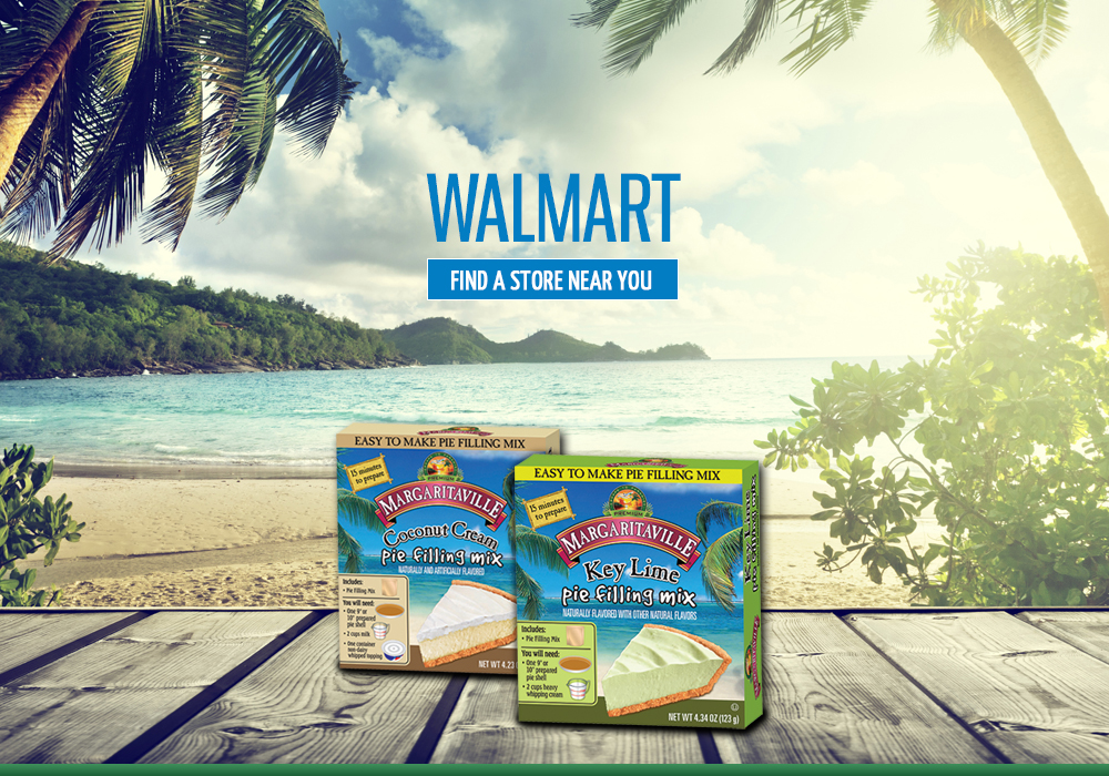 Margaritaville Foods Now Available At Select Walmart Locations