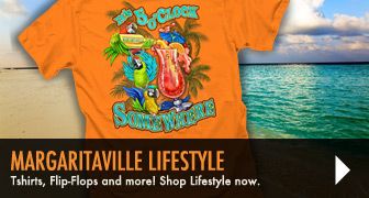 Shop Margaritaville Lifestyle