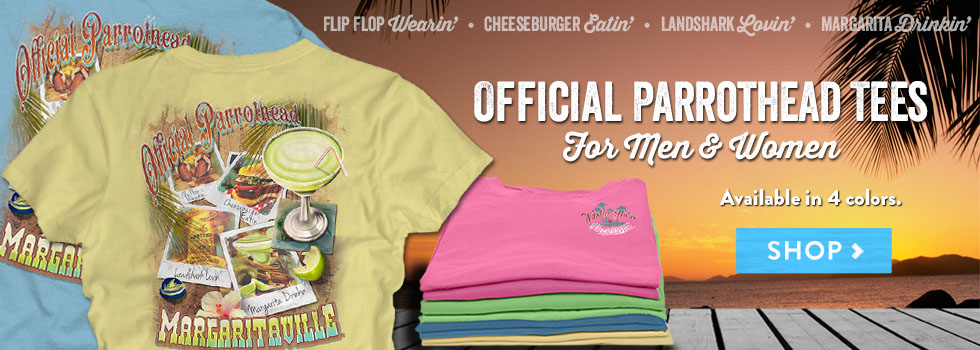 Official Parrothead Tees