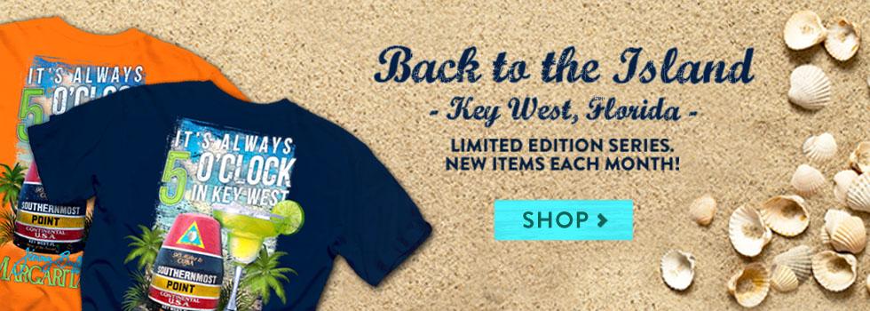 Margaritaville Tee Shirts