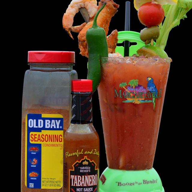 Wicked Coastal Bloddy Mary