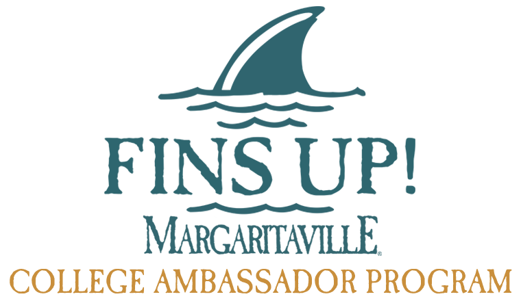 Fins Up! Margaritaville
