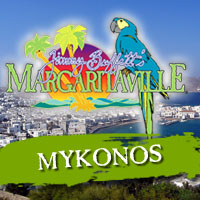 Margaritaville Mykonos