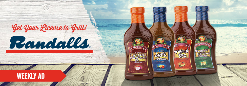 Margaritaville Foods available at Randalls