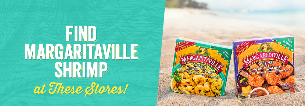 Find Margaritaville Shrimp