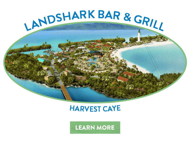 Margaritaville At Sea - Harvest Caye LandShark Bar & Grill