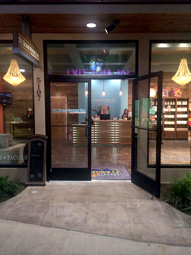 The St. Somewhere Spa at The Margaritaville Island Hotel In Pigeon Forge, TN Is Now Open!