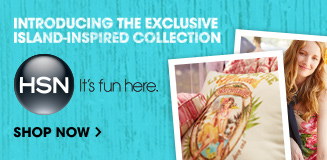 Introducing the exclusive Island-Inspired Collection from HSN - Shop Now
